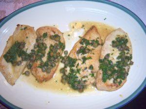 A gorgeous dish