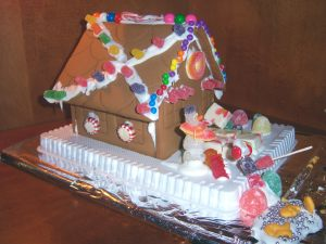 ging-house