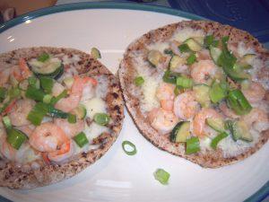 shrimp-tostadas