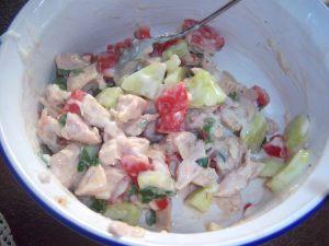chick salad pita 2