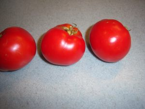 My first tomatoes!