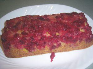 cranberry cornmeal