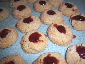 PBJ cookies