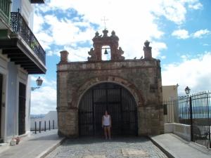 Spanish architecture in Old San Juan