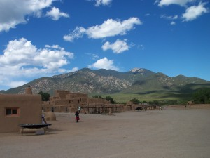 Pueblo at Taos
